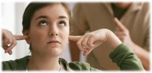 Read more about the article BEHAVIOR OF TEENS WITH DEPRESSED PARENT